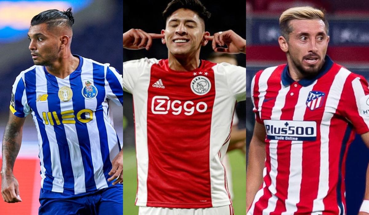 Champions League: ¿Contra quién jugarán los mexicanos en ...