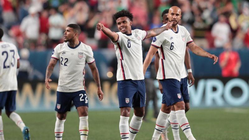 Estados Unidos rinde a México con penalti polémico y es campeón en Concacaf